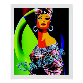 Creole Lady Poster