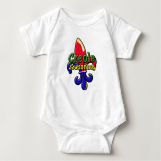 Creole Seasoning Baby Bodysuit