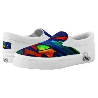 Crepuscular Light Slip-On Shoes
