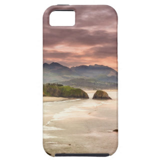 Crescent Beach from Ecola State Park iPhone 5 Covers