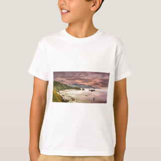 Crescent Beach from Ecola State Park T-Shirt