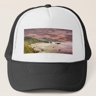 Crescent Beach from Ecola State Park Trucker Hat