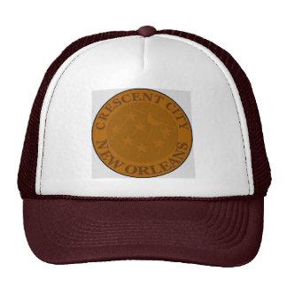 Crescent City Water Meter Lid Hats