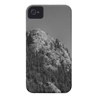 Crescent Moon and Buffalo Rock iPhone 4 Case