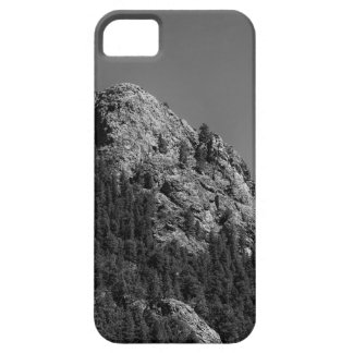 Crescent Moon and Buffalo Rock iPhone 5 Cover