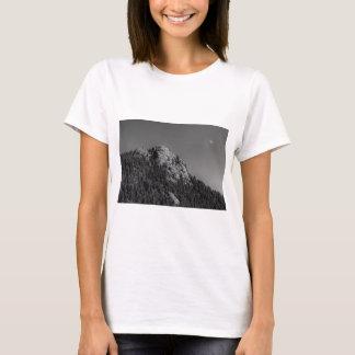 Crescent Moon and Buffalo Rock T-Shirt