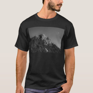 Crescent Moon and Buffalo Rock T-Shirt