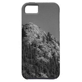 Crescent Moon and Buffalo Rock Tough iPhone 5 Case
