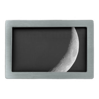Crescent Moon Belt Buckles