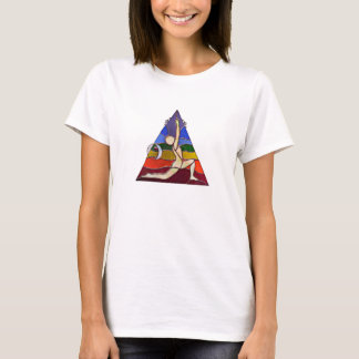 Crescent_Moon_Pose T-Shirt