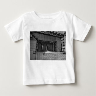 Crescent Stairwell Grayscale Baby T-Shirt