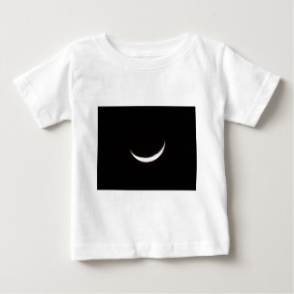 Crescent Winter Moon Baby T-Shirt