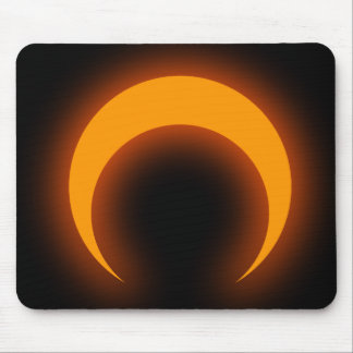 Cresent Mouse Pad