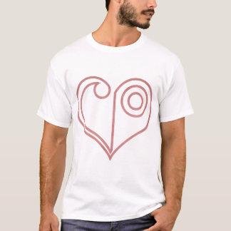 Crest of LOVE- LOVE SYMBOL T-Shirt