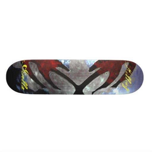 Crest Skateboard