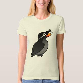 Crested Auklet T-Shirt