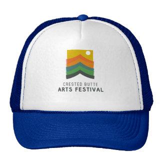 Crested Butte Arts Festival Logo Hat