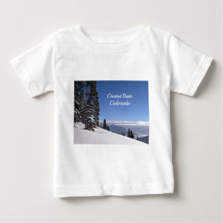 Crested Butte, CO Baby T-Shirt