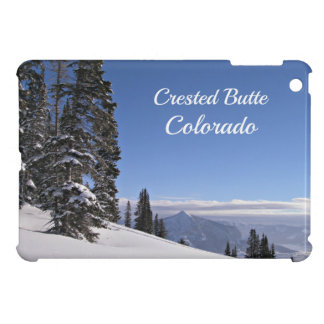 Crested Butte, CO Cover For The iPad Mini