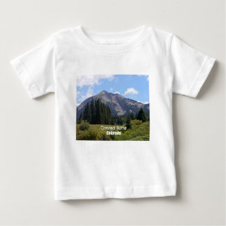 Crested Butte, Colorado Baby T-Shirt