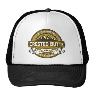 Crested Butte Tan Hats