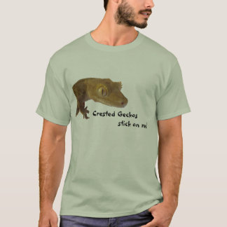 Crested Geckos T-Shirt