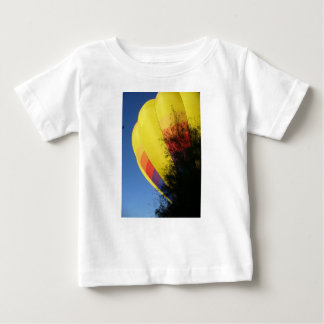 Crested Yellow Baby T-Shirt