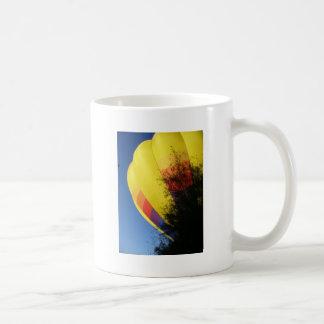 Crested Yellow Coffee Mug