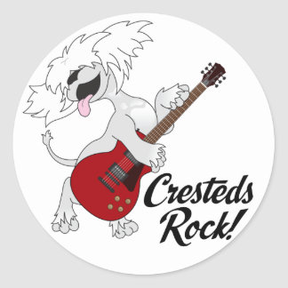 Cresteds Rock Sticker
