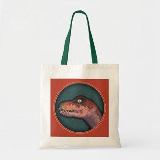 Cretaceous Critter Tote Bag