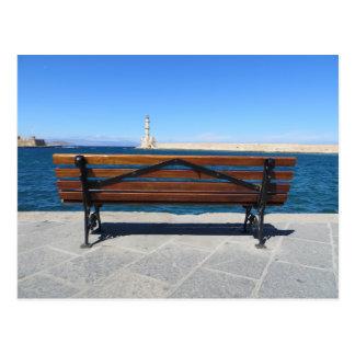 Crete 10 postcard
