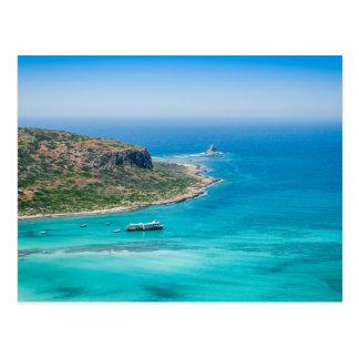 Crete 2 postcard