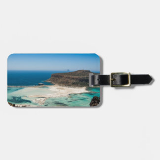 Crete 3 luggage tag