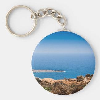 Crete Key Ring