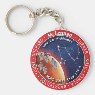 Crew 139A Swag Key Ring