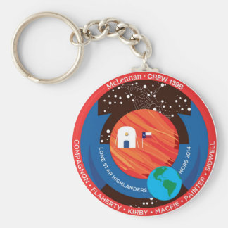 Crew 139B Swag Key Ring