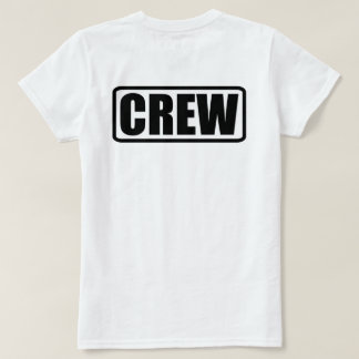 Crew Member - Event Team Staff T-Shirt