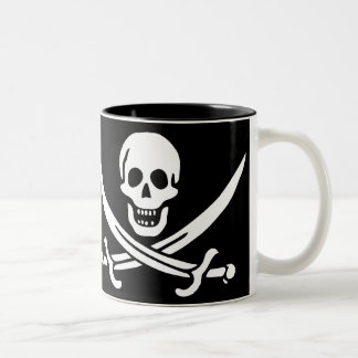 CREW SANDY HOOK KOPP Two-Tone COFFEE MUG