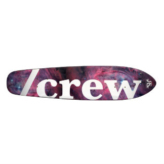 /Crew Skate to Space Board Skateboard Decks