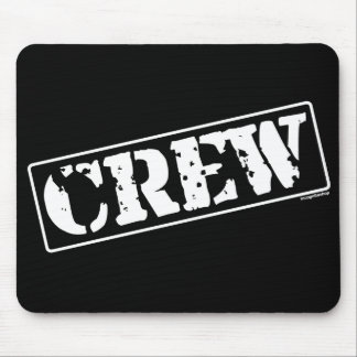 Crew Stamp Mouse Pads