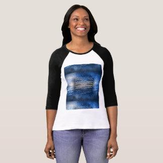 Crewneck, long-sleeve, Cotton shirt for women
