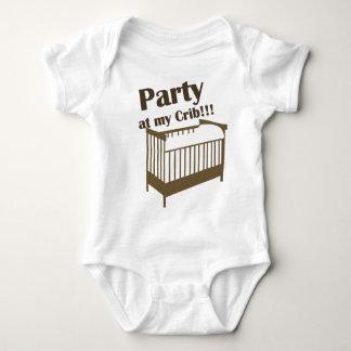crib baby bodysuit