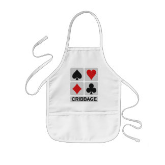 Cribbage apron - choose style & color