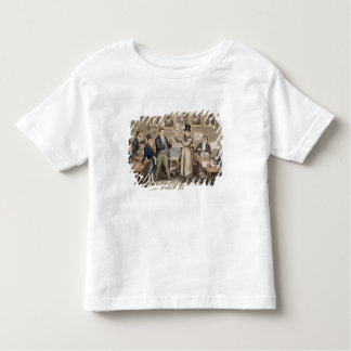 Cribb's Parlour: Tom introducing Jerry and Logic t Toddler T-Shirt