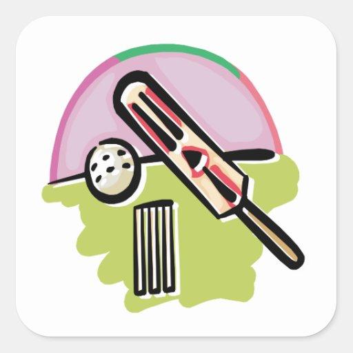 Cricket 4 stickers