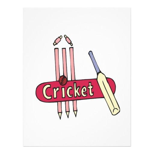 Cricket 7 custom flyer
