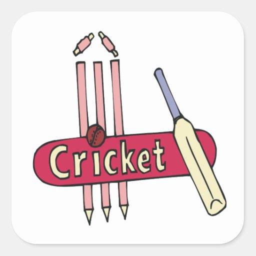 Cricket 7 stickers