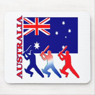 Cricket Australia Mouse Mats