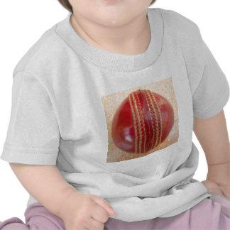 Cricket Ball jpg T-shirts