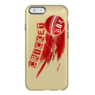 Cricket Ball Sixer Incipio Feather® Shine iPhone 6 Case